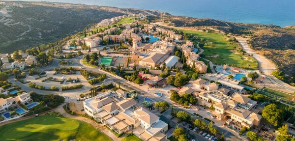MAXIMUM Golfreisen Aphrodite Hills Hotel