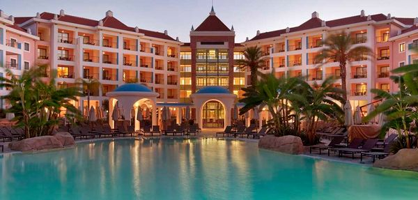 MAXIMUM Golfreisen Hilton Vilamoura As Cascatas