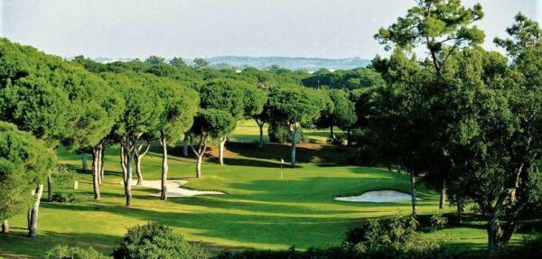 MAXIMUM Golfreisen Pestana Vila Sol Golfplatz