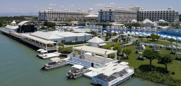 MAXIMUM Golfreisen Titanic Deluxe Belek Resort