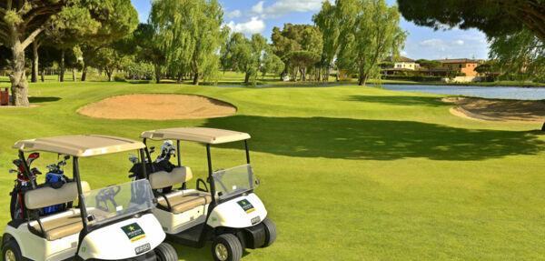 MAXIMUM Golfreisen Iberostar Real Novo Sancti Petri Golf Club
