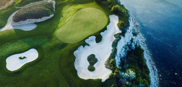 MAXIMUM Golfreisen Thracian Cliffs Golf Club