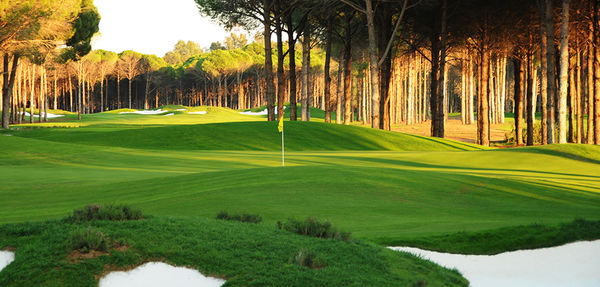 MAXIMUM Golfreisen Carya Golf Club