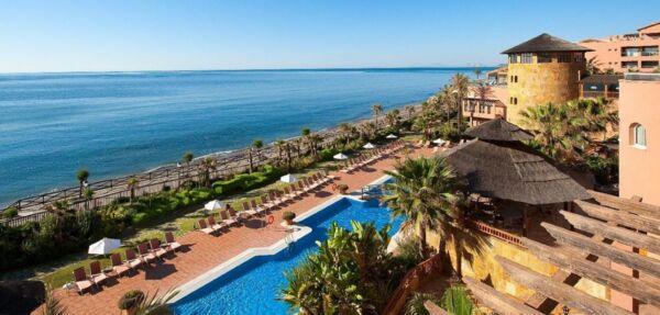 MAXIMUM Golfreisen Gran Hotel Elba Estapona