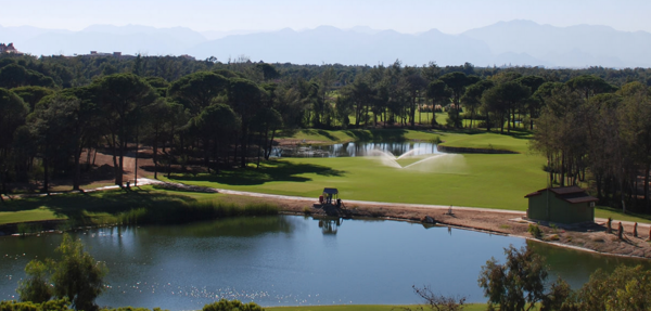 MAXIMUM Golfreisen Kaya Palazzo Golf Club