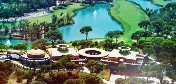 MAXIMUM Golfreisen Nick Faldo Golf Club