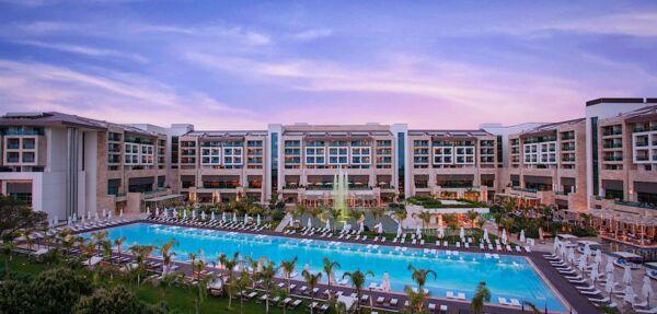 MAXIMUM Golfreisen Regnum Carya Golf & Spa Resort