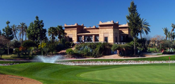 MAXIMUM Golfreisen Amelkis Golf Club