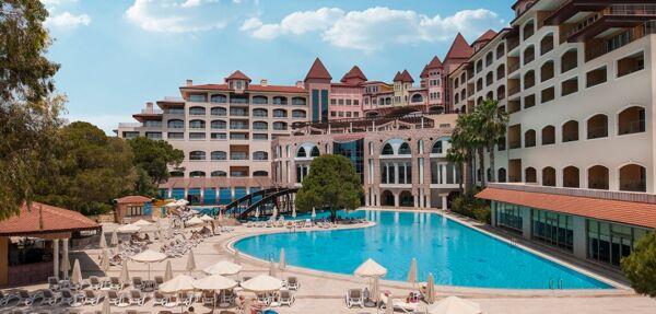 MAXIMUM Golfreisen Sirene Belek Hotel