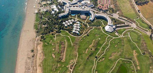 MAXIMUM Golfreisen Lykia World & Links Golf Antalya