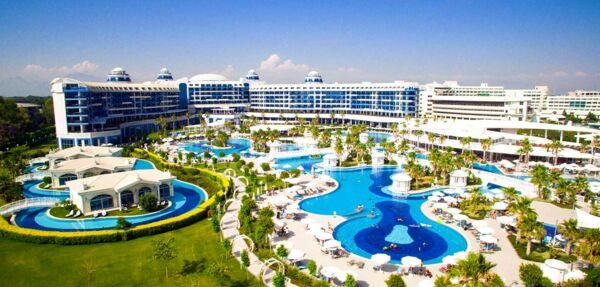 MAXIMUM Golfreisen Sueno Deluxe Resort