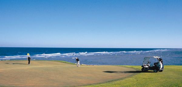 MAXIMUM Golfreisen Cascades Golf Club