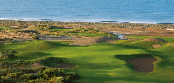MAXIMUM Golfreisen Lykia Links Golf Club