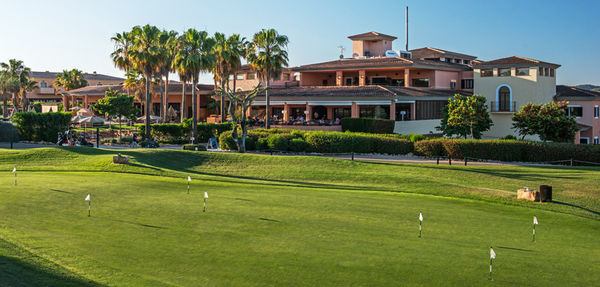 MAXIMUM Golfreisen Son Antem Golf Mallorca