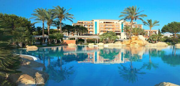 MAXIMUM Golfreisen Hipotels Hipocampo Palace & Spa