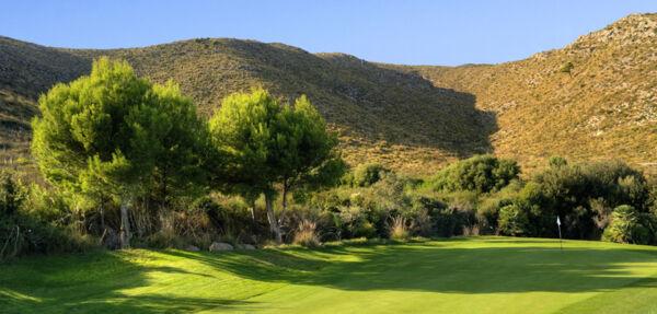 MAXIMUM Golfreisen Golf Club Capdepera