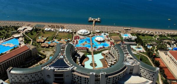 MAXIMUM Golfreisen Kaya Palazzo Resort