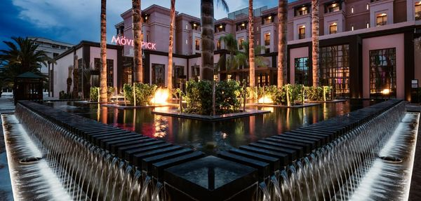 MAXIMUM Golfreisen Mövenpick Hotel Mansour Eddahbi