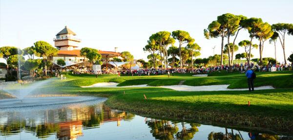 MAXIMUM Golfreisen Montgomerie Golf Club