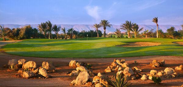 MAXIMUM Golfreisen El Gouna Golf Club