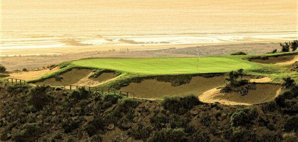 MAXIMUM Golfreisen Tazegzout Golf