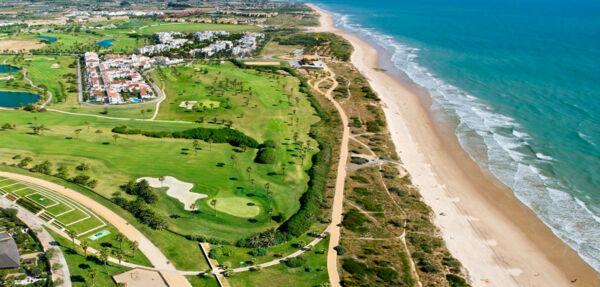 MAXIMUM Golfreisen Costa Ballena Ocean Golf Club