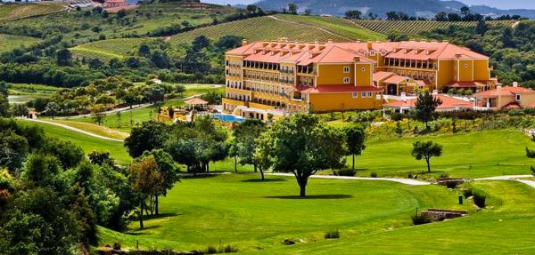MAXIMUM Golfreisen Dolce Campo Real Lisboa