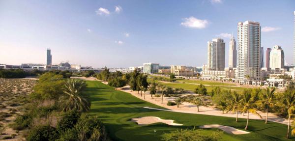 MAXIMUM Golfreisen Emirates Golf Club