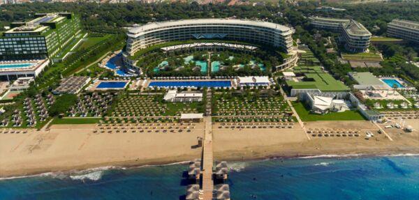MAXIMUM Golfreisen Maxx Royal Belek Golf Resort