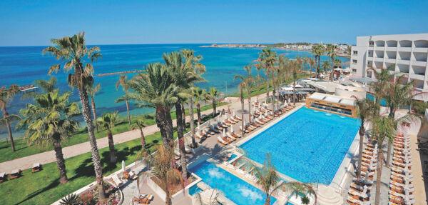 MAXIMUM Golfreisen Alexander The Great Beach Hotel